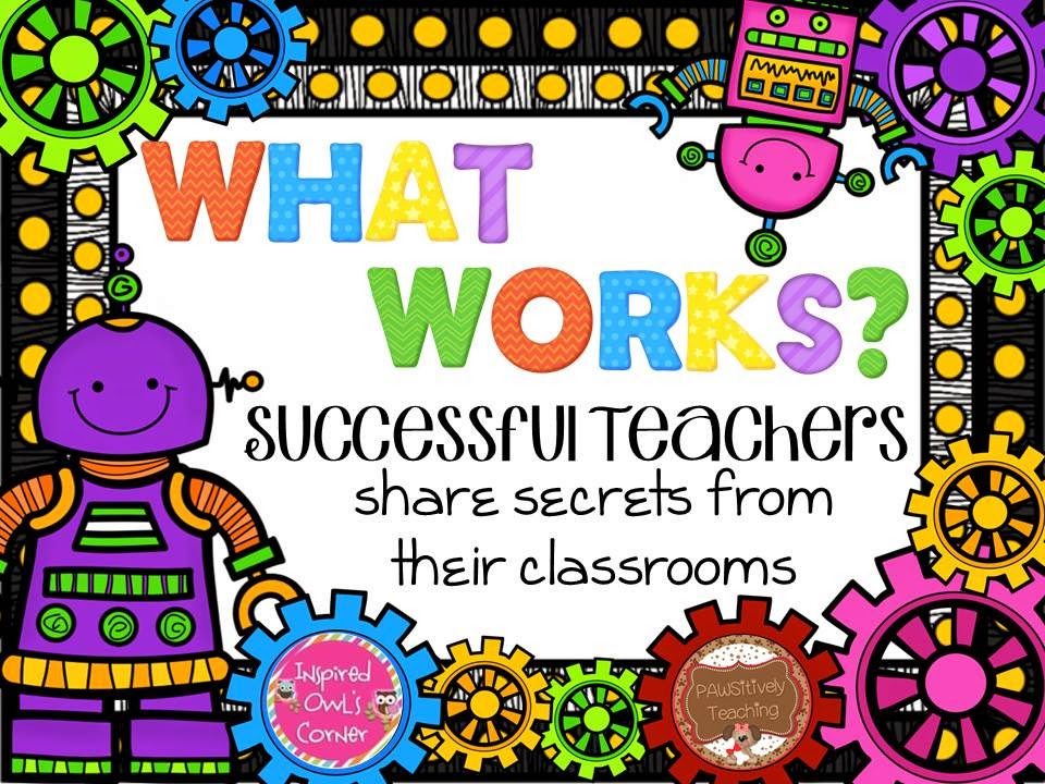What Works Teacher Appreciation Tips