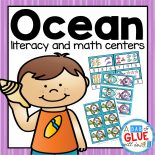 Engage your class in an exciting hands-on experience learning more about the ocean ! This pack is perfect for language arts and math centers in Kindergarten, First Grade, and Second Grade classrooms and packed full of inviting student activities.  Students will learn more about the ocean using puzzles, worksheets, clip cards, and subtraction mats. This pack is great for homeschoolers, hands-on kids activities, and to add to your unit studies!  Teachers will receive the complete unit for ocean math and literacy activities to help teach the ocean to your lower elementary students!