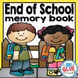 This End of Year Memory Book is a perfect way for your students to reflect on a great year and document where they are in life.