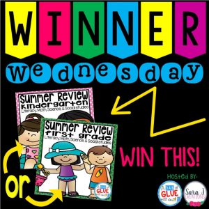 Winner Wednesday: Summer Review