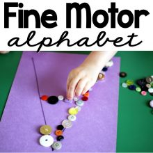 Fine Motor ABCs