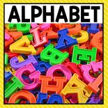 There are so many different alphabet activities that you can do at home or in the classroom. This page allows you to quickly see our favorite alphabet ideas, activities and printables that have been featured on A Dab of Glue Will Do.