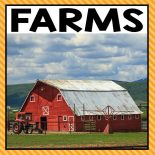 There are so many different farm activities that you can do at home or in the classroom. This page allows you to quickly see our favorite farm ideas, activities and printables that have been featured on A Dab of Glue Will Do.
