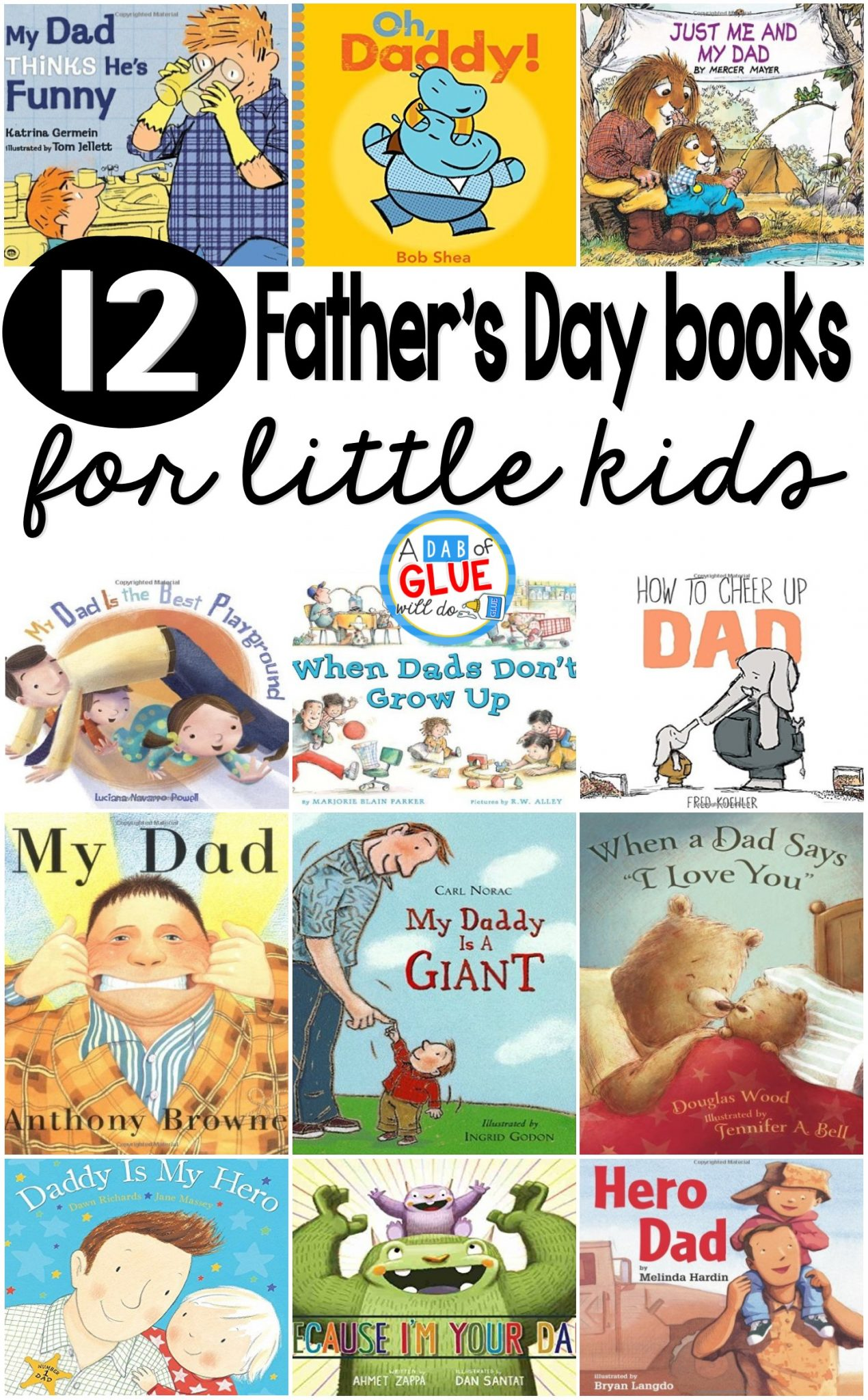 12 Father's Day Books For Little Kids