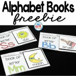 Join our newsletter and get these Alphabet Books for FREE.