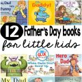 Here are 12 of our favorite fathers day books.