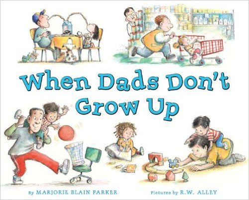 Here are 12 of our favorite father's day books.