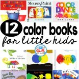 I always love using books to teach concepts to my students. I think they are a great visual to help students whom are struggling to grasp whatever is being taught. I LOVE these books about colors. When I am teaching colors to my students at the beginning of the school year, I always start each lesson with one of these books. My students love the books too!