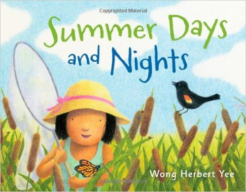 Typically during the summer months, kids are not in school so it is even more important that they are being read to or given the opportunity to read by themselves, if they are old enough. What better way to do this than to plug in some books about summer? Below are my favorite twelve summer books for little kids.