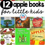 Every single year I always do a week filled with hands-on apple activities. During this time I am always incorporating apple books into math, science, social studies, and carpet time. Here are my favorite apple books.