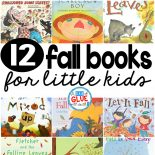 """Fall is one of my favorite times of the year. Cooler weather, leaves changing color, pumpkins, outdoor activities - I love it all. When teaching this season to my students, I love using books to help my students """"experience"""" the fall weather. Here are my favorite 12 fall books."""