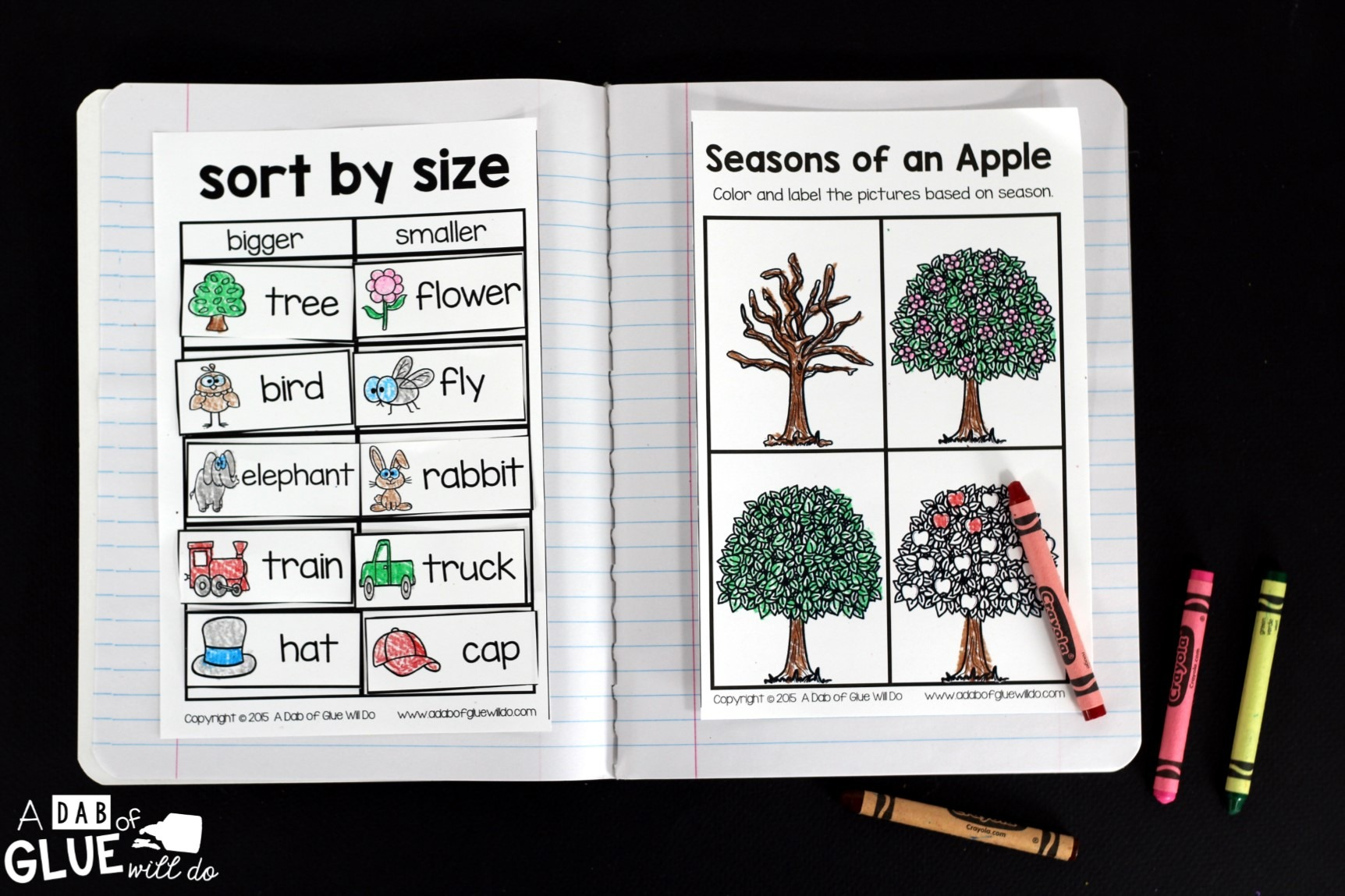 Engage your students in exciting science lessons with this interactive science journal. This science notebook is perfect for science centers in Kindergarten, First Grade, and Second Grade classrooms and packed full of interactive science activities. Students will learn about science topics such as magnets, senses, weather, plant science, and much more! This notebook is great for homeschoolers too.