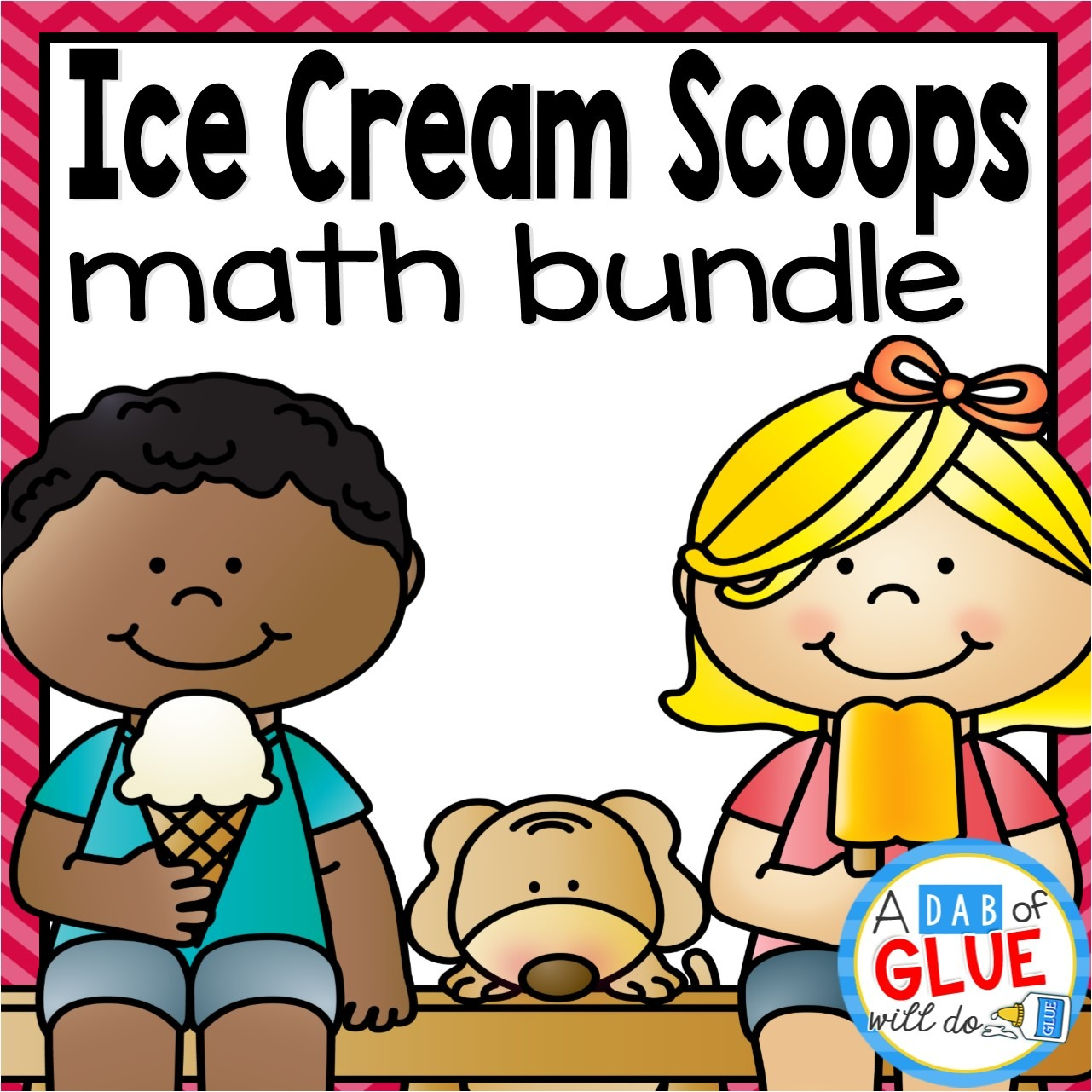 Make math fun with this Ice Cream Scoops themed math bundle that is perfect for your lower elementary aged children. Use these fun language arts summer themed worksheets to review with your Preschool, Kindergarten, and First Grade students important math concepts in a fun and interactive way. All centers come in colors AND black and white.
