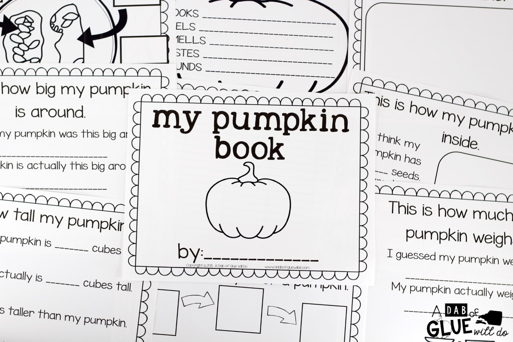 Engage your class in an exciting hands-on experience learning more about pumpkins! This Pumpkin Bundle is perfect for centers in Kindergarten, First Grade, and Second Grade classrooms and packed full of inviting student activities. Celebrate Fall with pumpkin themed center student worksheets. Students will learn more about pumpkins using puzzles, worksheets, clip cards, subtraction mats and more! This pack is great for homeschoolers, hands-on kids activities, and to add to your unit studies! Teachers will receive the complete unit for Autumn pumpkin math, science, and literacy activities to help teach about pumpkins to your lower elementary students!