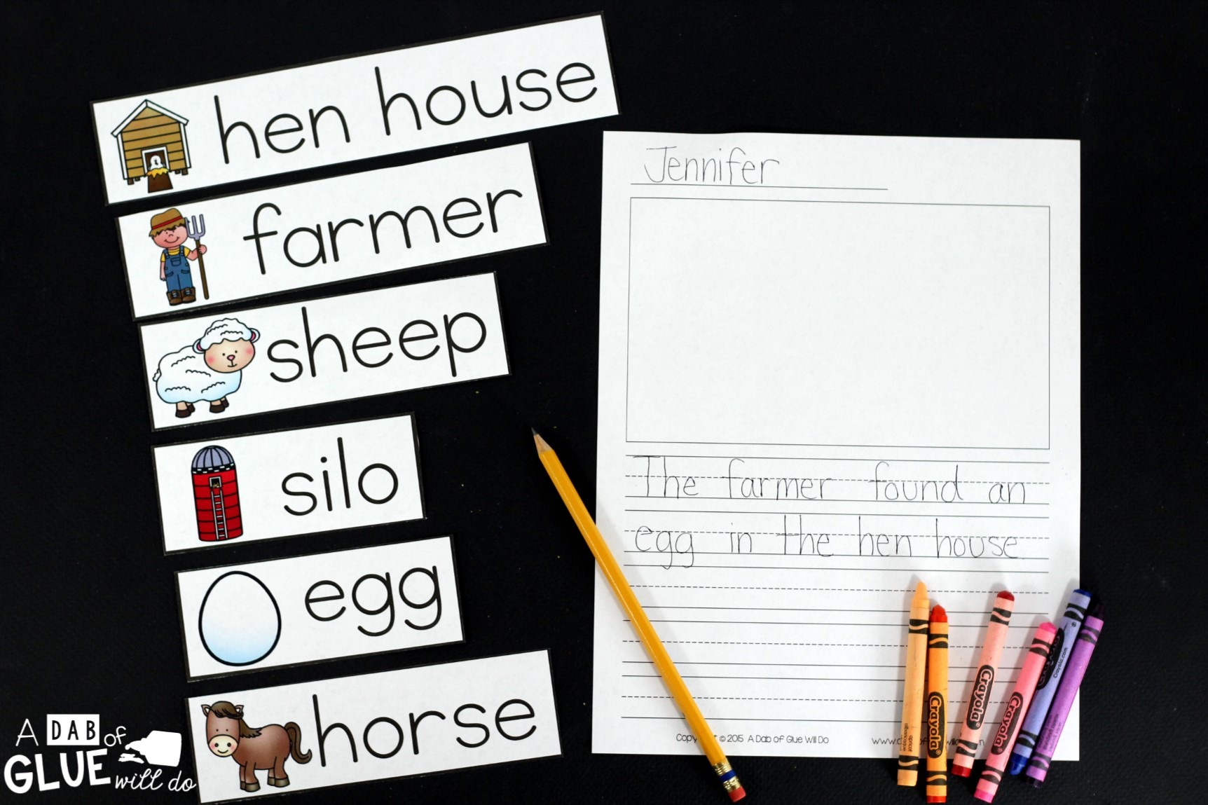 Engage your class in an exciting hands-on experience learning more about farms! This Farm Literacy and Math Centers resource is perfect for language arts and math centers in preschool, pre-K, Kindergarten, and First Grade classrooms and packed full of inviting student activities. Celebrate fall or spring with farm themed center student worksheets.