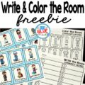 Community Helpers Write and Color the Room is the perfect addition to your community helper unit. This printable is great for preschool, kindergarten, and first grade students.