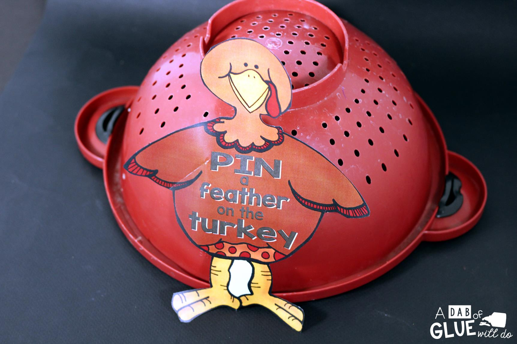 Fine Motor Turkey is the perfect, hands-on activity for your toddler, preschool, or kindergarten students to complete around Thanksgiving. This activity is guaranteed to be so much fun, your students (or children) will have no idea that they are working on strengthening their fine motor skills.