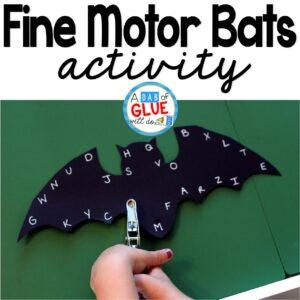 Fine Motor Bats