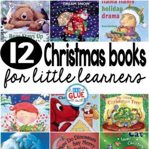 12 Children's Christmas Books for Little Learners