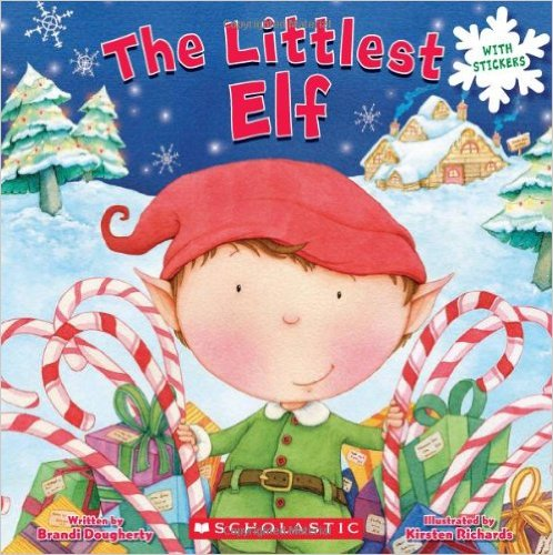 12 childrens christmas books for little learners