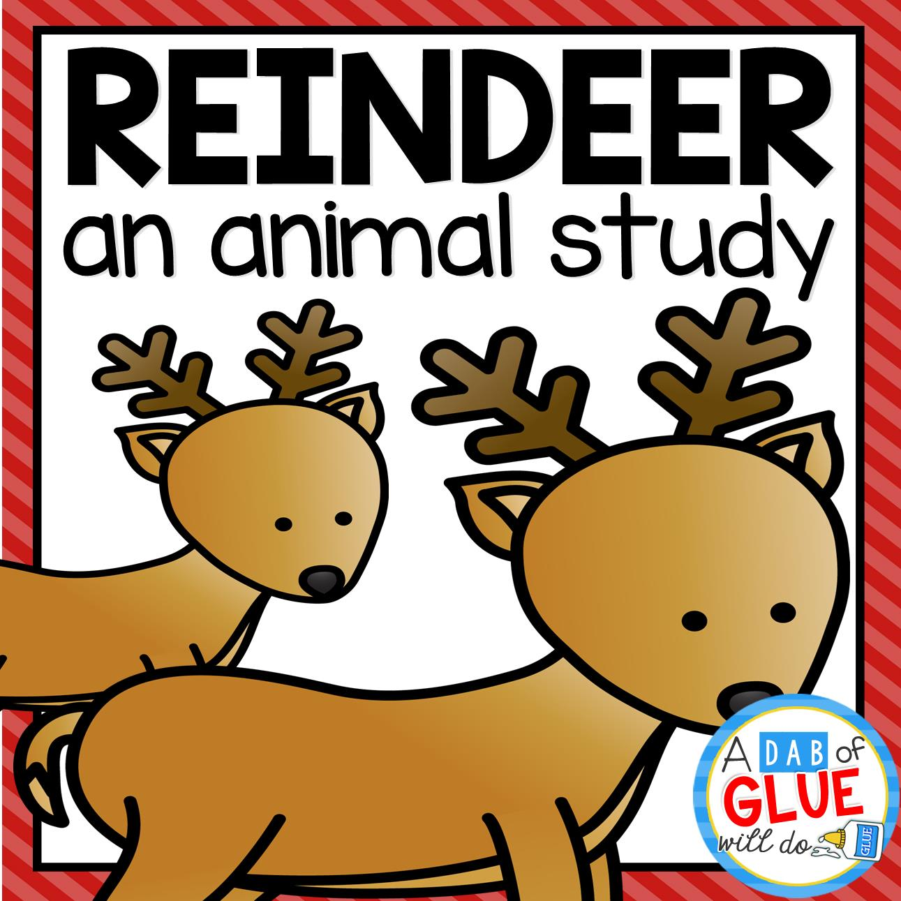 Engage your class in an exciting hands-on experience learning all about reindeer! This Reindeer: An Animal Study is perfect for science in Preschool, Pre-K, Kindergarten, First Grade, and Second Grade classrooms and packed full of inviting science activities.  Students will learn about the difference between reindeer and white tail deer, animals that migrate and not migrate, parts of a reindeer, and a reindeer can, have, are craftivity. When students are done they can complete a reindeer research project. This pack is great for homeschoolers, kids craft activities, and to add to your unit studies!