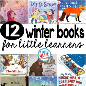 12 Winter Books for Little Learners