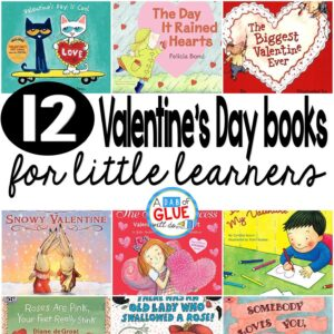 12 Valentine's Day Books for Little Learners