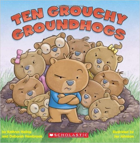 Our 12 favorite groundhog day books are perfect for your winter and groundhog day lesson plans. These are great for preschool, kindergarten, or first grade students.
