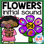 Make learning fun with these themed Initial Sound Match-Ups. Your elementary age students will love this fun spring themed literacy center! Perfect for literacy stations or small review groups. Use in your Preschool, Kindergarten, and First Grade classrooms. Black and white options available to save your color ink.
