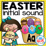 Make learning fun with these themed Initial Sound Match-Ups. Your elementary age students will love this fun easter themed literacy center! Perfect for literacy stations or small review groups. Use in your Preschool, Kindergarten, and First Grade classrooms. Black and white options available to save your color ink.