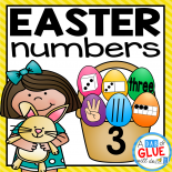 Make learning fun with these themed Number Match-Ups. Your elementary age students will love this fun Easter themed math center! Perfect for math stations or small review groups. Use in your Preschool, Kindergarten, and First Grade classrooms. Black and white options available to save your color ink.