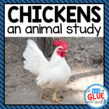 Engage your class in an exciting hands-on experience learning all about chickens! This Chicken Animal Study is perfect for science in Preschool, Pre-K, Kindergarten, First Grade, and Second Grade classrooms and packed full of inviting science activities.  Students will learn about the difference between chickens and ducks, oviparous and non-oviparous animals, parts of a chicken, and a chicken's life cycle. When students are done they can complete a chicken research project. This pack is great for homeschoolers, kids craft activities, and to add to your unit studies!