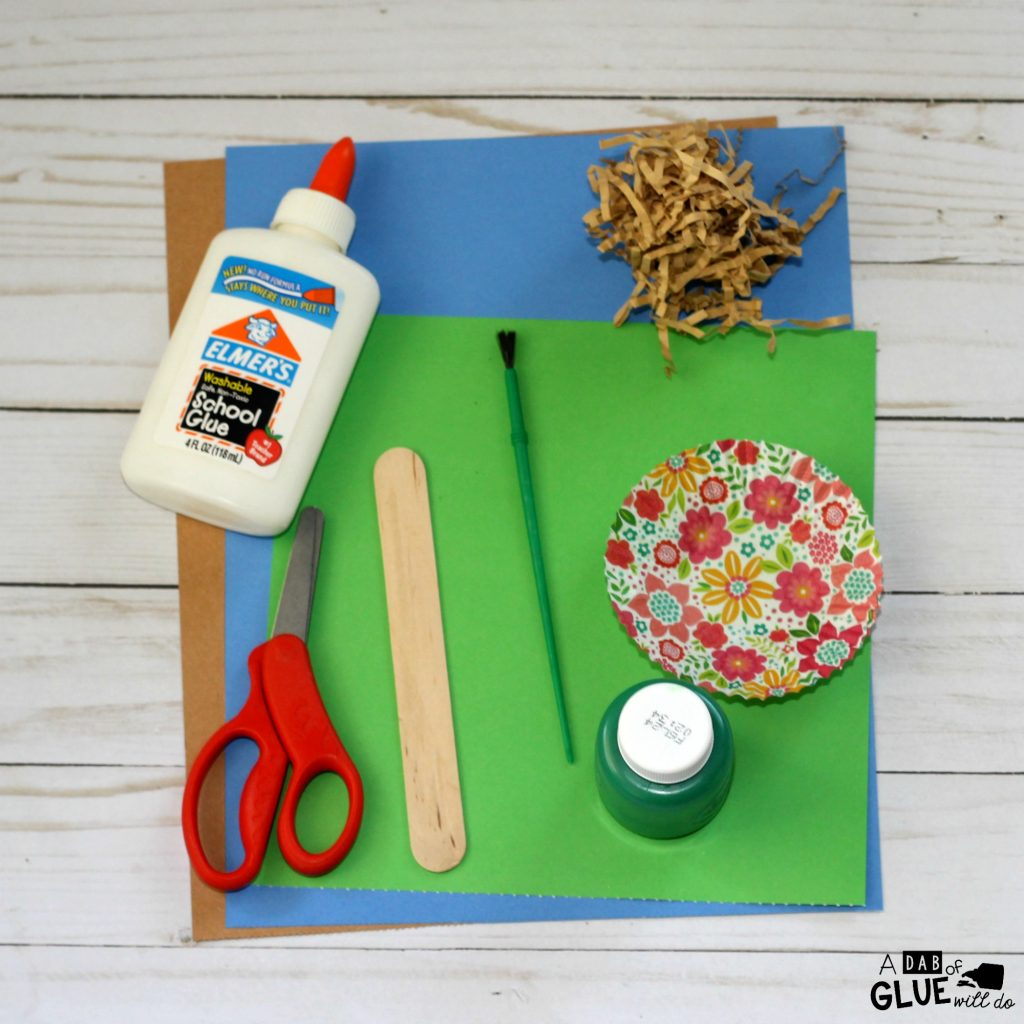 This Parts of a Flower Craft is a fun way for children to learn the different parts that make up a flower and will be a great addition to your flower unit this year.