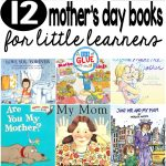 Our 12 favorite Mothers Day books are the perfect gift for your favorite moms or to get your students excited about Mother's Day. These are great for preschool, kindergarten, or first grade students.