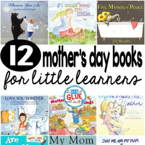 12 Mother's Day Books for Little Learners