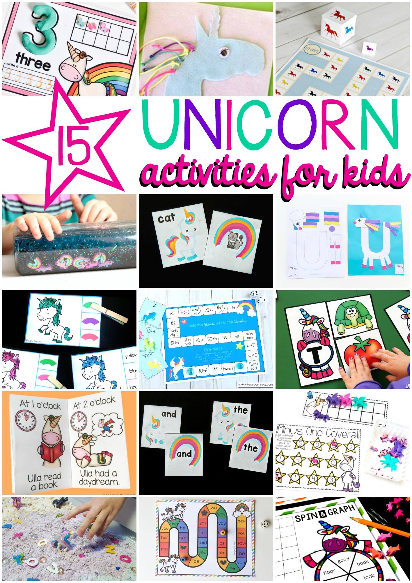 Do you have any unicorn lovers in your classroom or house? These unicorn Alphabet Puzzles will be the perfect way for your preschool and kindergarten students to practice learning the alphabet. This free printable is great for introducing or reviewing the letters.