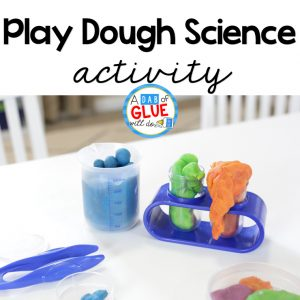 Play Dough Science Activity