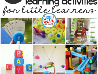 Summertime doesn't mean learning stops! Change up your learning manipulatives to pool noodles. There are so many great learning activities with pool noodles out there and I wanted to be sure you have all you need to help your students learn all summer long.