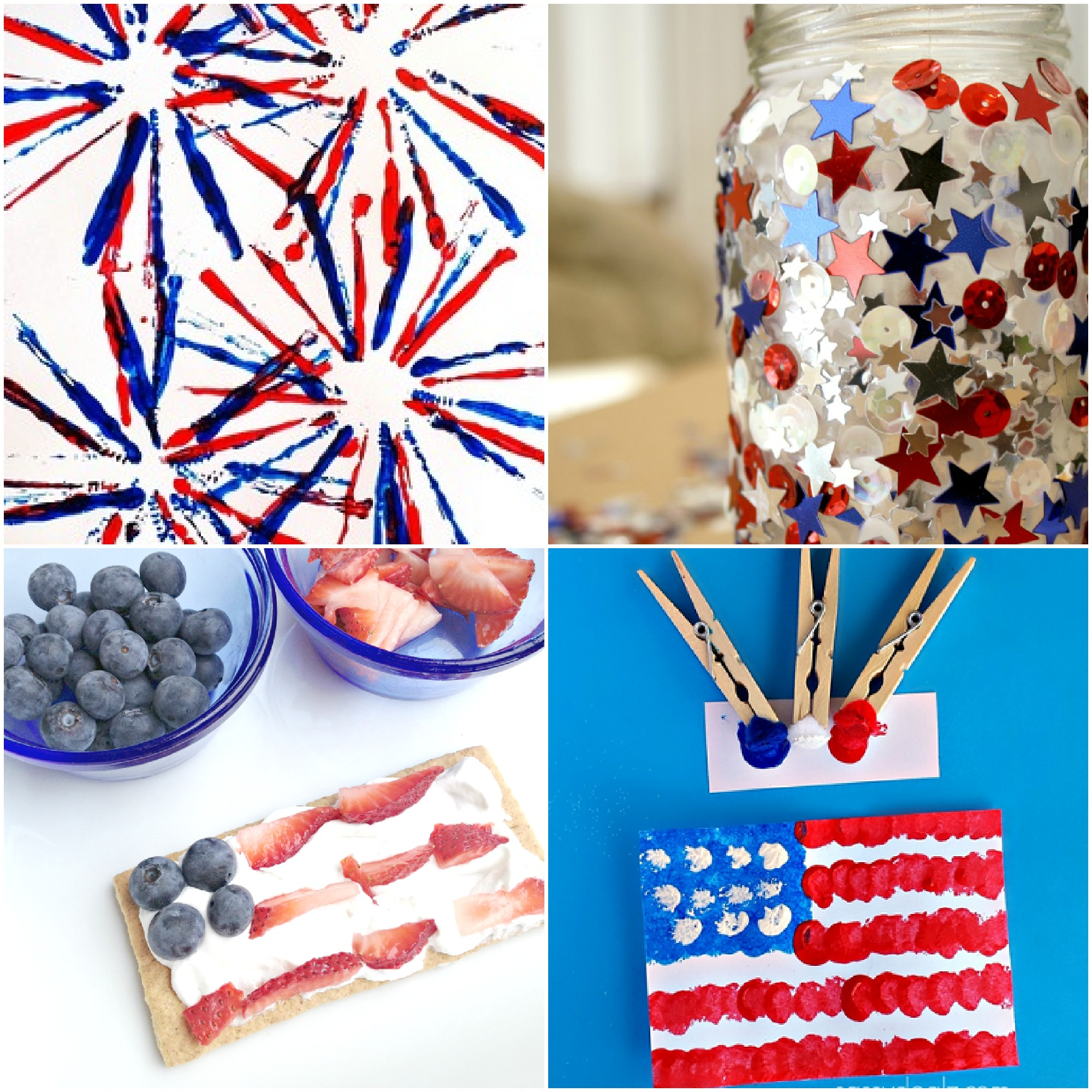 Summertime mean camping and celebrating America! I'm excited to share with you some of the very best patriotic crafts for little learners. These crafts are the perfect way to introduce patriotism to the little learners in you life!