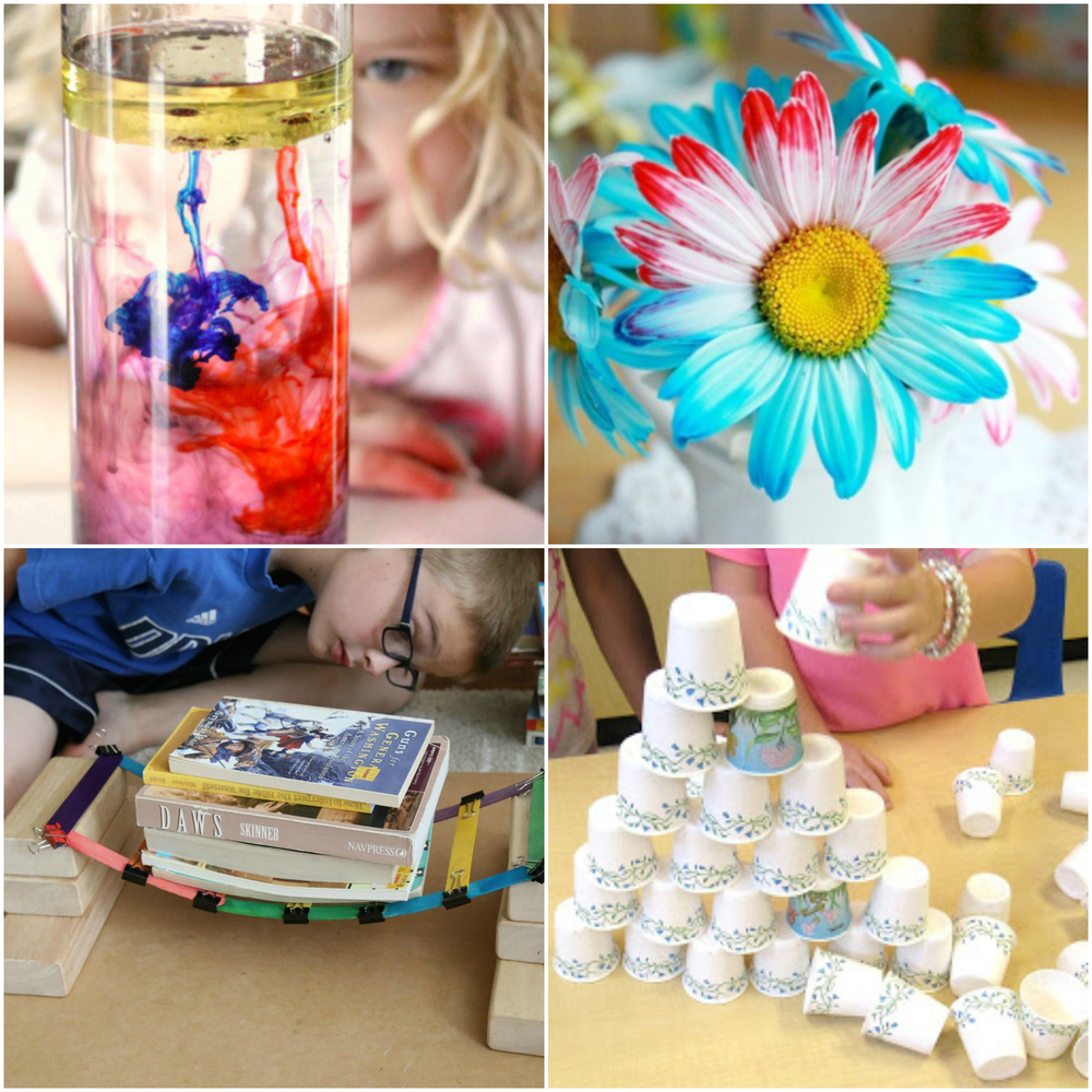 Summertime is the best time to get outside and explore STEM! Find inspiration and lots of tutorial for your learning activities for summer STEM with the little learners in your life.