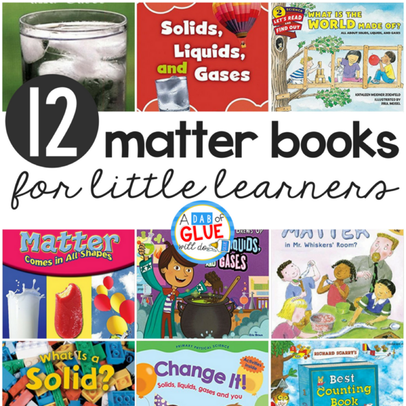 Matter Books for Little Learners