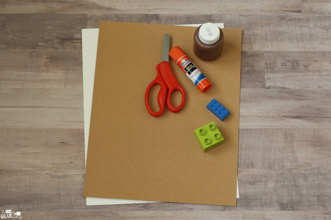 Craft Supplies For A Young Family