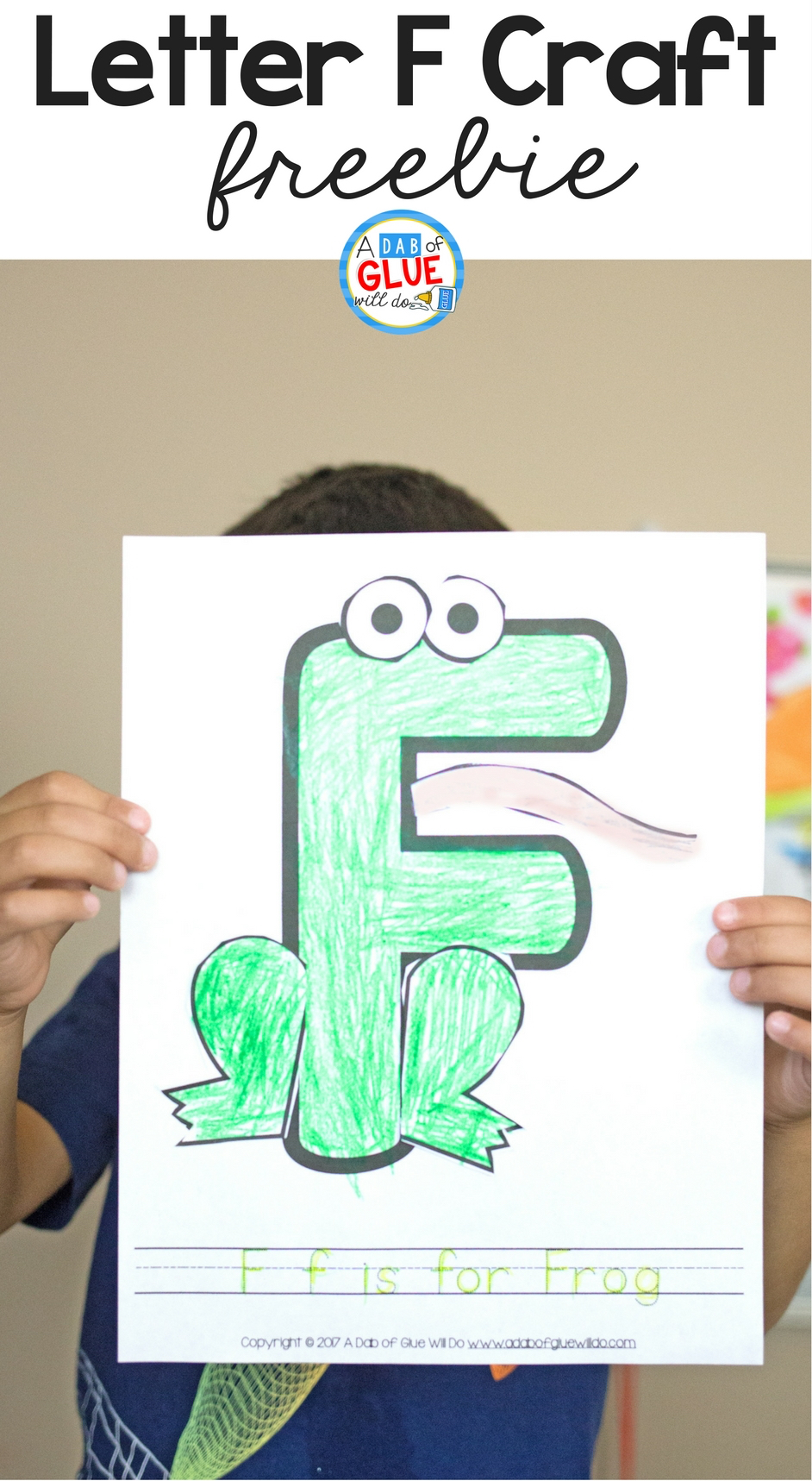 I have loved helping your students with this Alphabet Animal Letter of the Week series! Join us now as we jump into the F is for Frog craft.