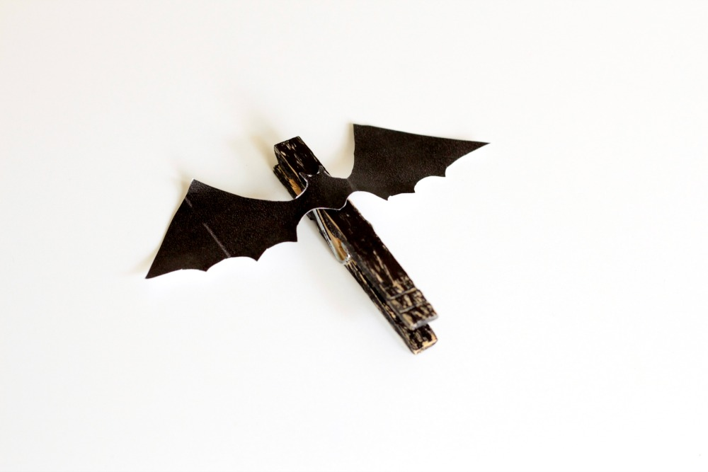 Most students are half terrified/half delighted by bats, which makes them a fun theme for a craft. You can use this clothespin bat craft when studying the letter B, when completing a Halloween craft, or any time you want to learn more about bats!