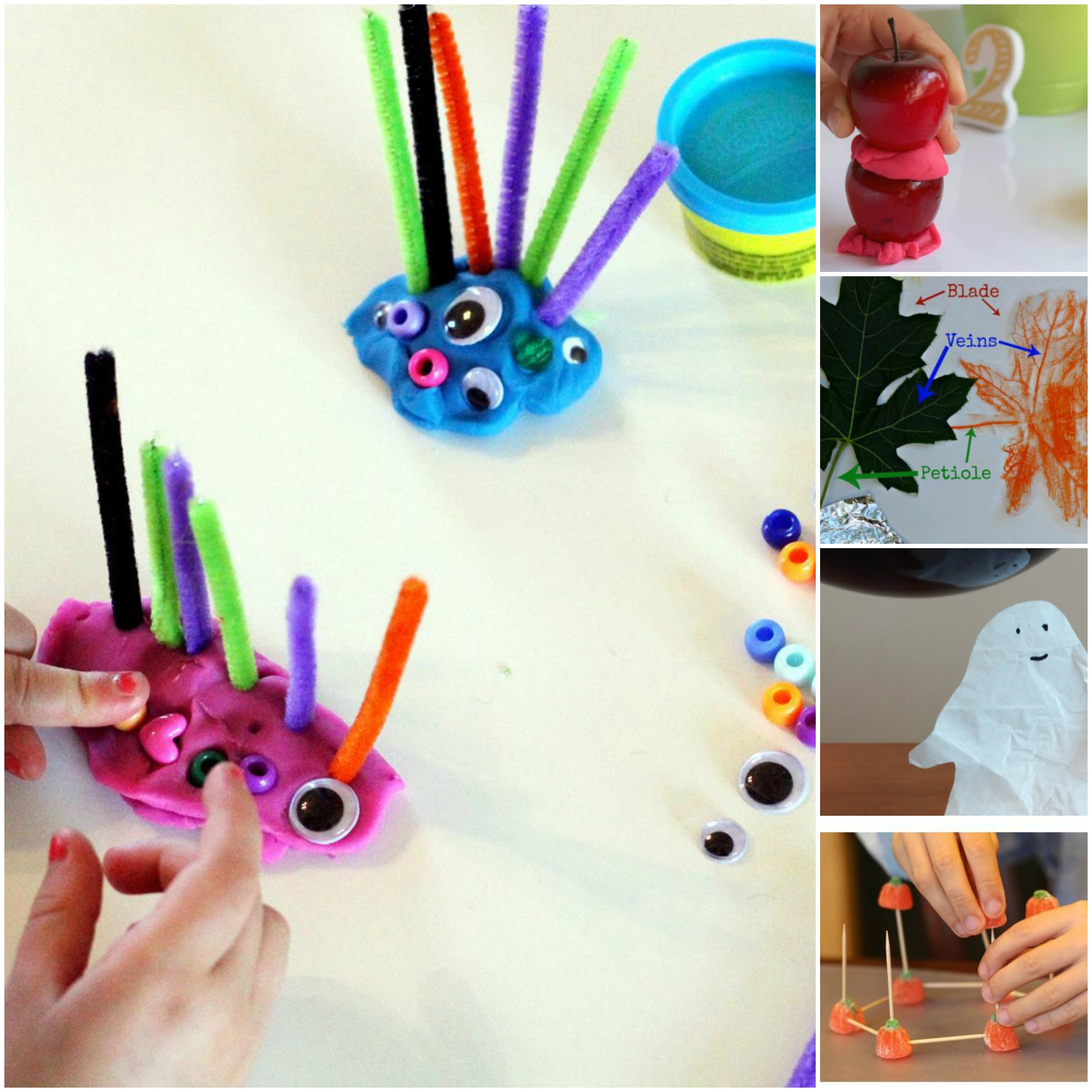 Cooler months are the perfect time to try out new STEM activities! Kids love getting their hands messy and working their little minds as they create and build with this set of fall STEM learning activities.