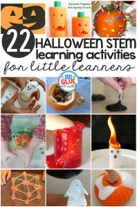 All students love Halloween! You can use that natural excitement to encourage your students to learn more with Halloween STEM for little learners. This list is perfect for the month of October and without a doubt will wow your students with hands on learning they will never forget.