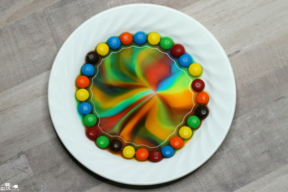 Are you looking for a simple science experiment to do in your classroom? This M&M Rainbow Science Experiment is a fun and easy way to teach children about mixing colors.