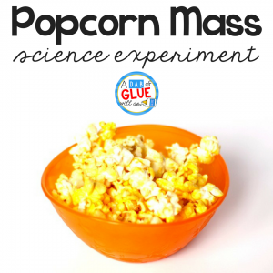 Mass Science Experiment For Kids
