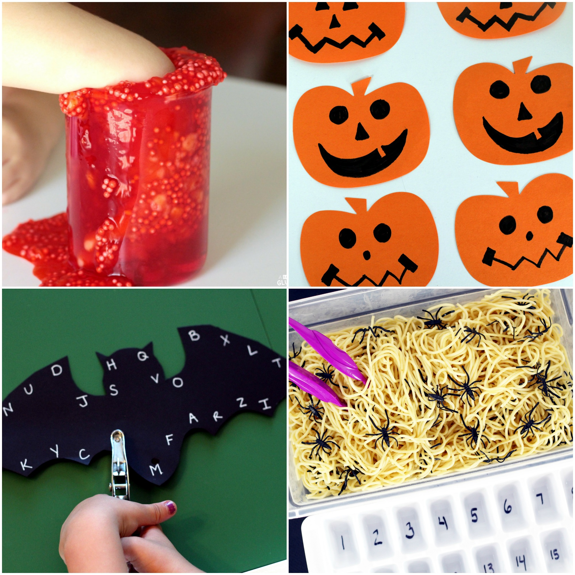 It's the time of year where students are OVERJOYED at all the candy and festivities that surround Halloween. While they are excited, slip in some halloween learning activities for little learners!