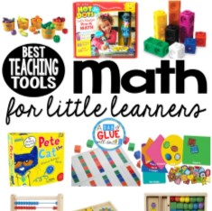 Best Math Teaching Tools for Little Learners